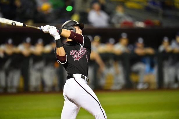 2019 MLB Draft Hunter Bishop