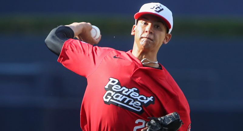 2019 MLB Draft Espino